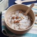 Porridge vegan noisette coco