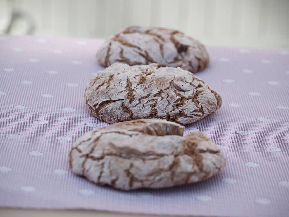 pains à la châtaigne
