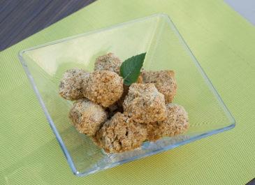 Falafels au four (vegan, sans gluten)