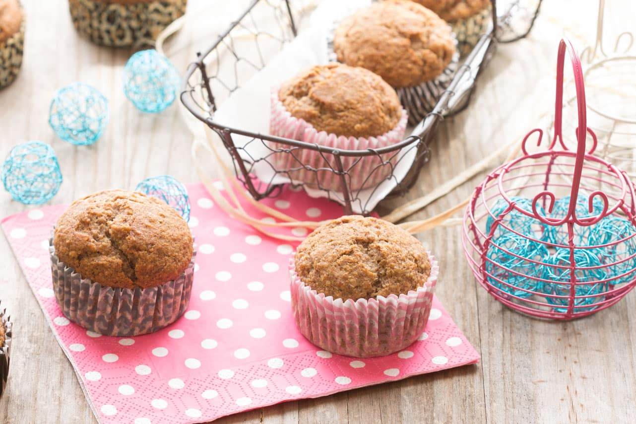 Muffins pomme cannelle 2