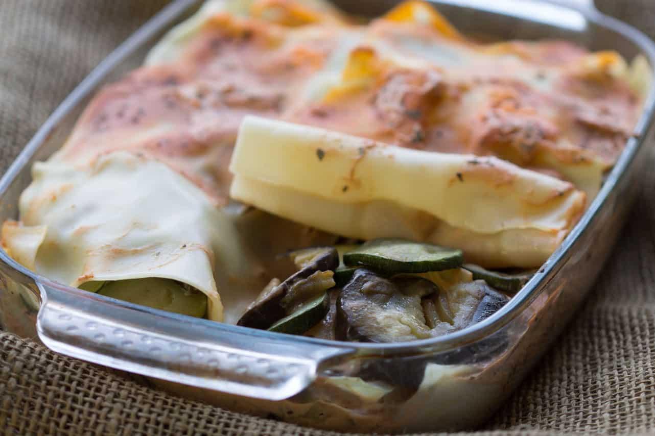 Lasagnes végétariennes 2