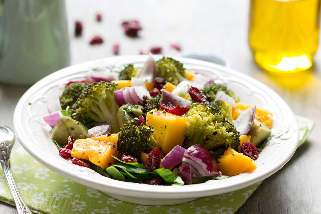 Salade de brocoli 2