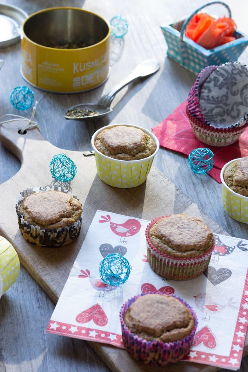 Muffins sans gluten 2