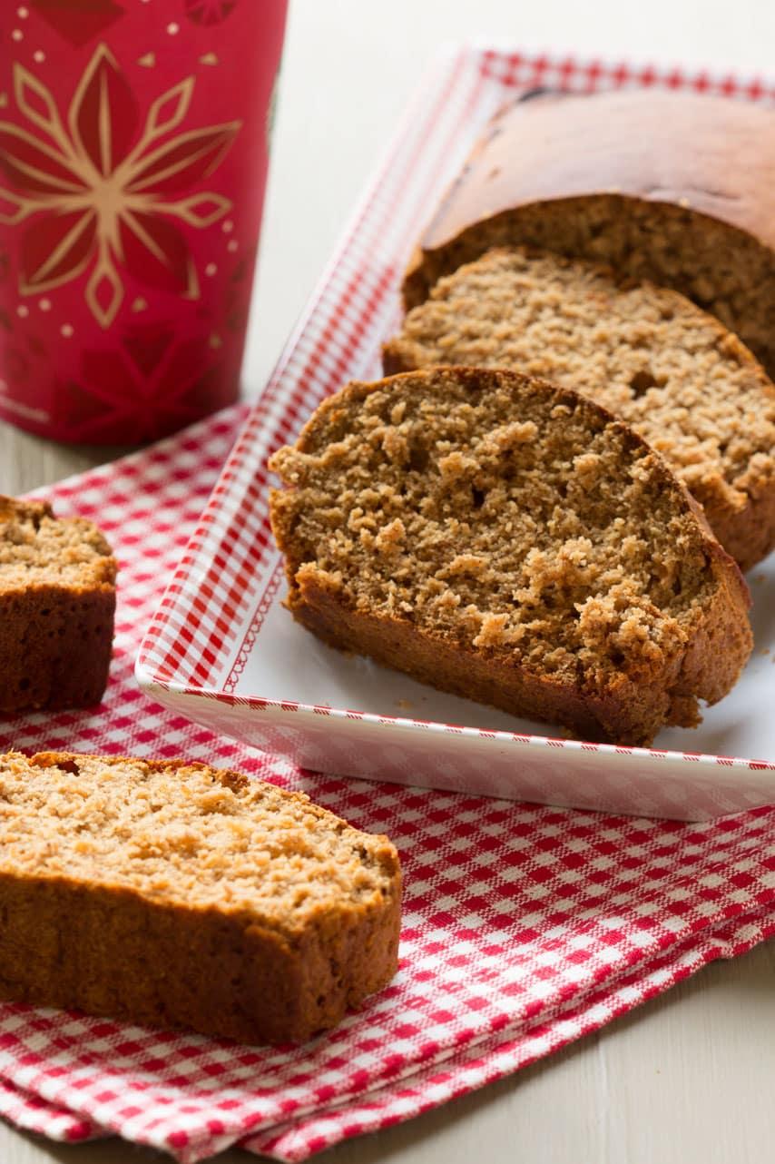 pain d'épices sans gluten