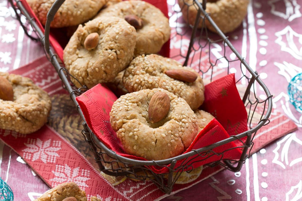 Biscuits aux amandes 2