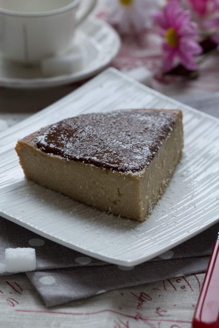 gâteau au tofu