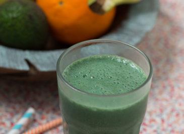 Mon super green smoothie (vegan)