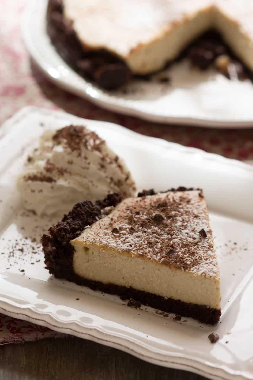 Cheesecake sans gluten 3