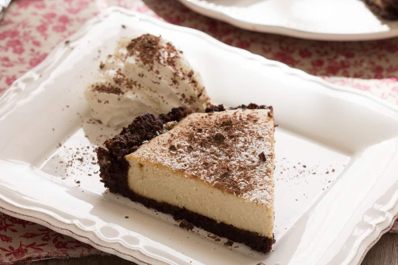 Cheesecake sans gluten 4