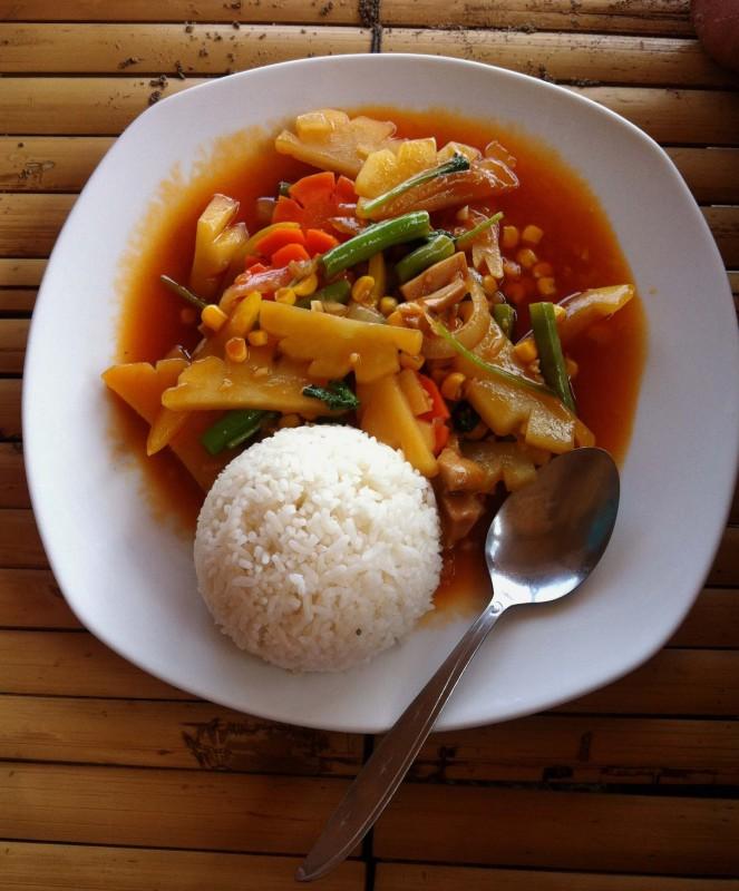 Vegan Bali 11