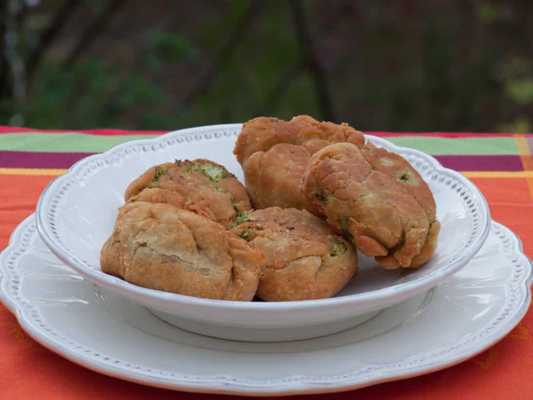 beignets sans gluten