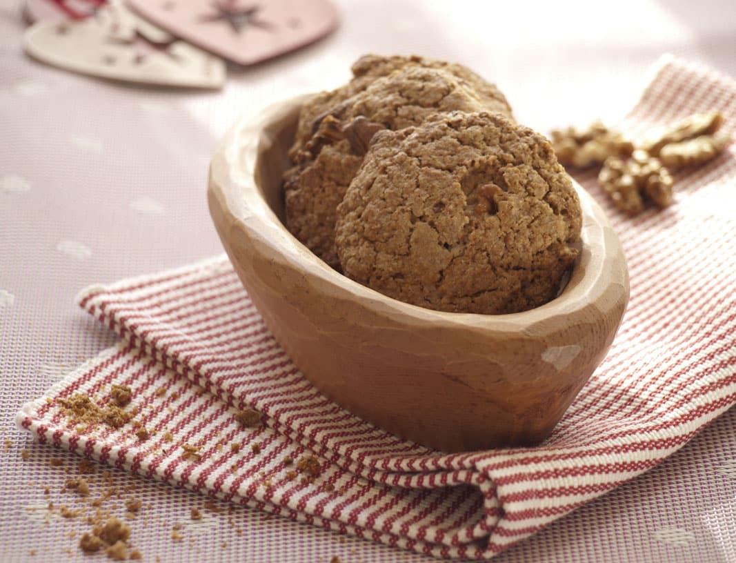 Cookies rustiques