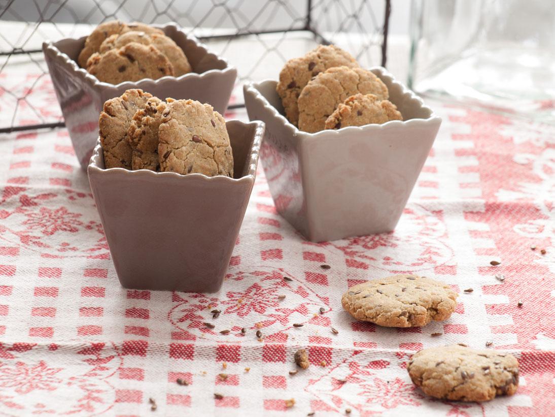 Biscuits salés sans gluten