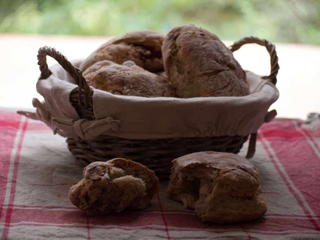 pains à la figue
