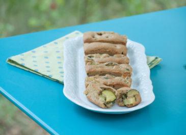 Petits cakes sans œuf à la courgette et au cumin (vegan)