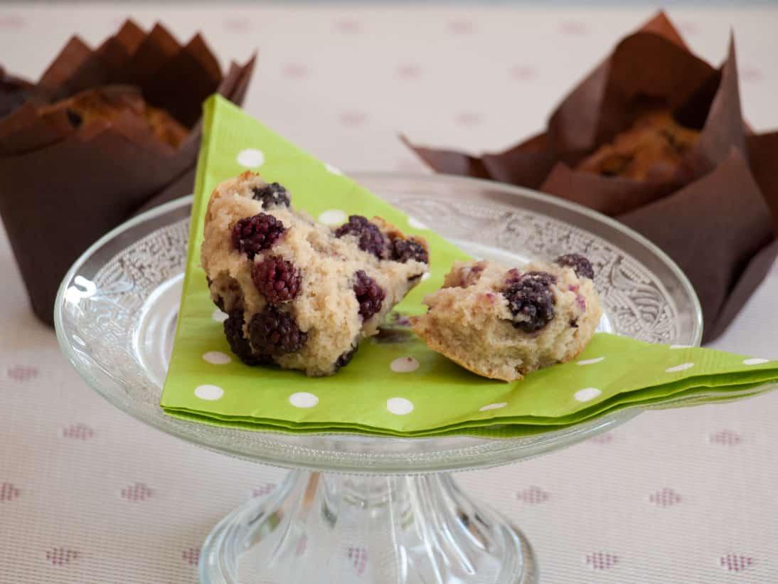 Muffins sans œuf