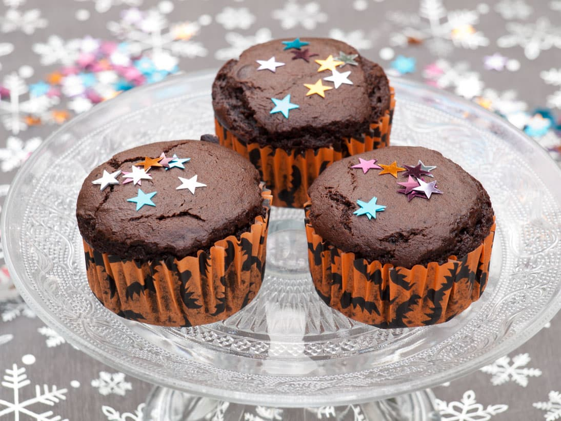 muffins au chocolatsans gluten