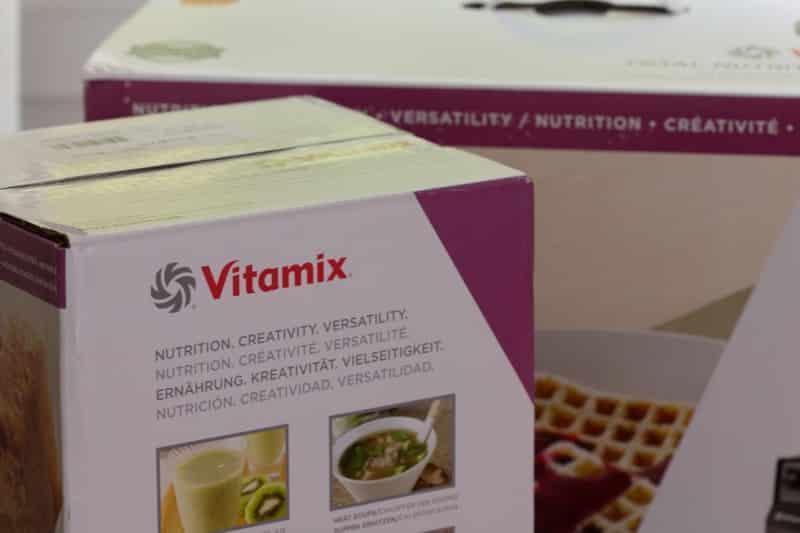 avis sur le Vitamix 2