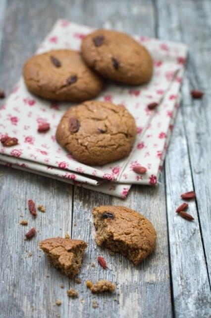 cookies sans œuf sans gluten 2