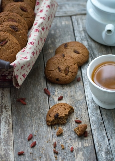 cookies sans œuf sans gluten