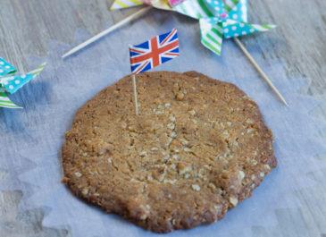 Cookies sans gluten aux noix de pécan (vegan)