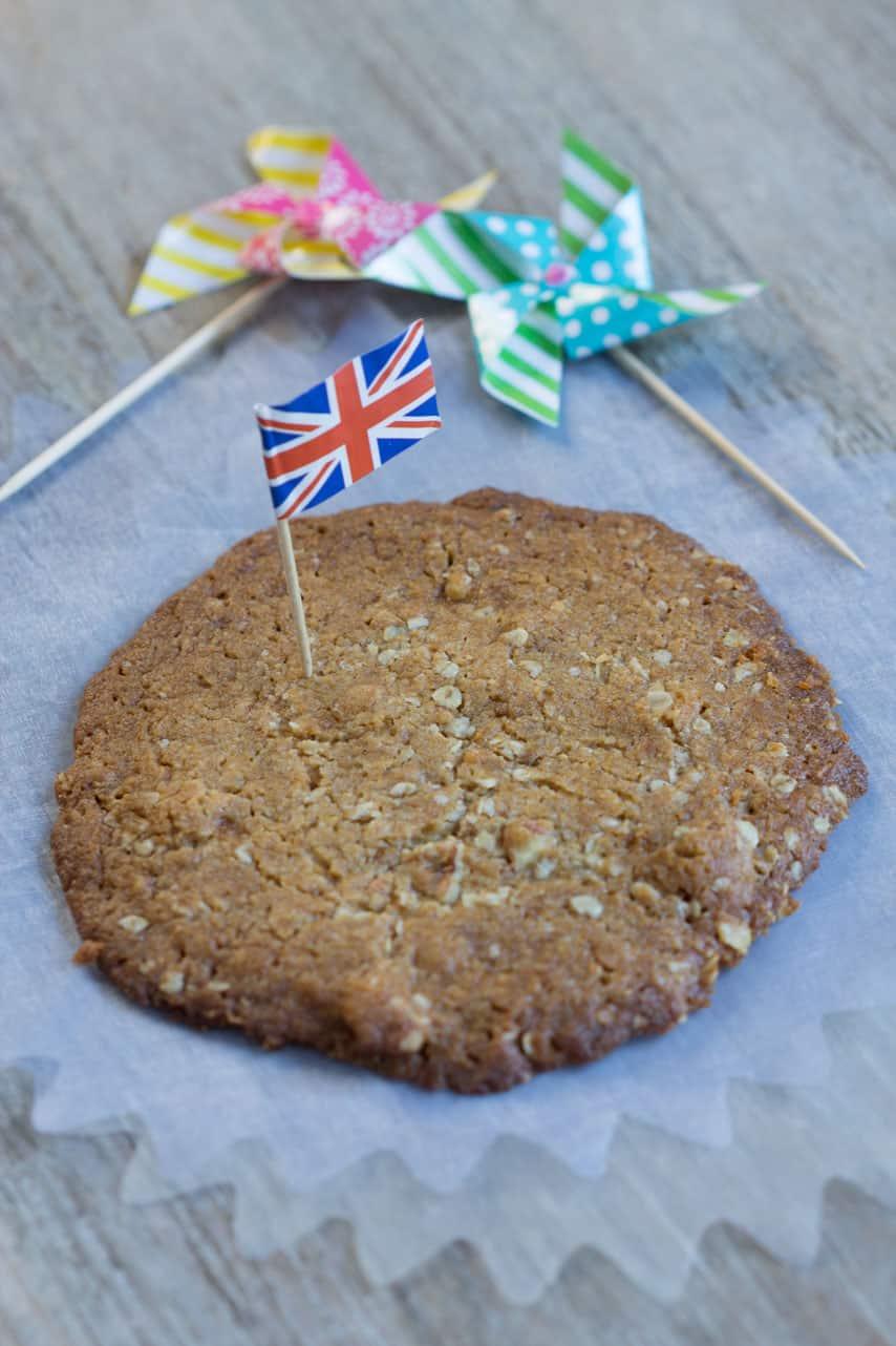 cookies sans gluten aux noix
