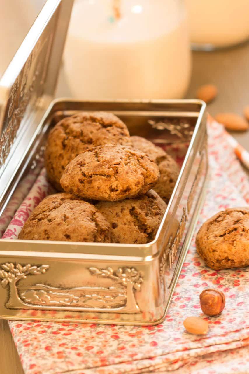 Biscuits moelleux à l'okara