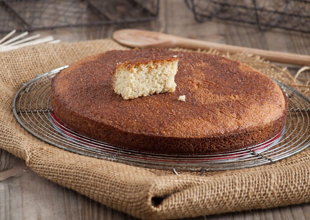Gâteau de semoule sans gluten