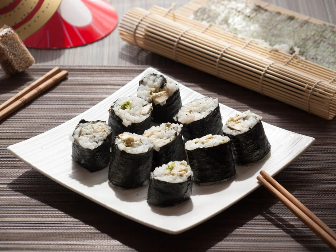 makis vegan faciles