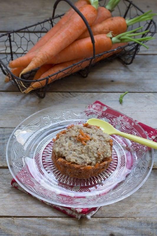 Carrot cake cru