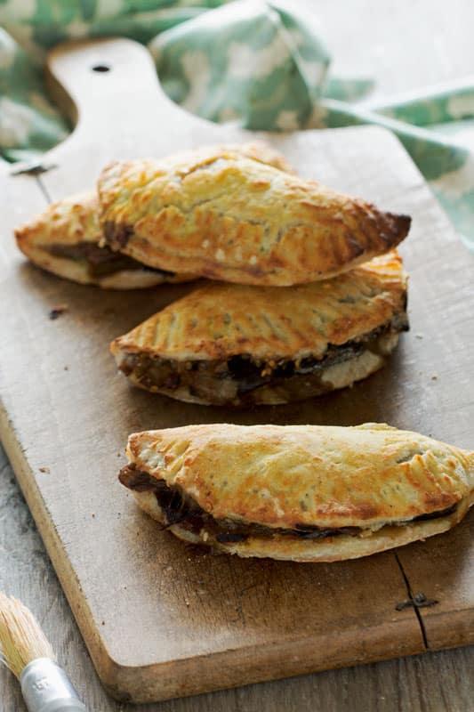 Empanadas chaussons sans gluten