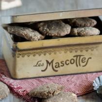 Biscuits sablés sans gluten sans sucre