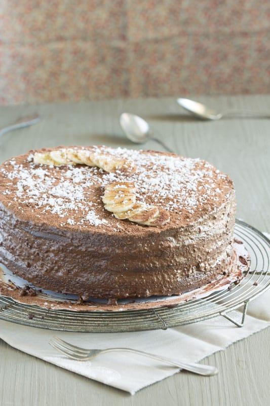 Layer cake sans gluten 3