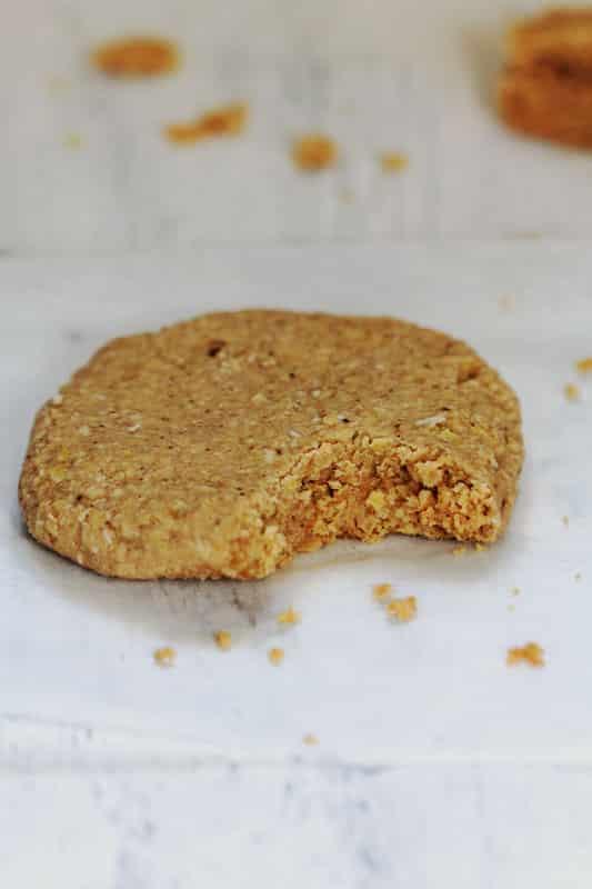 """Biscrus"" ou cookies crus, coco et amande"