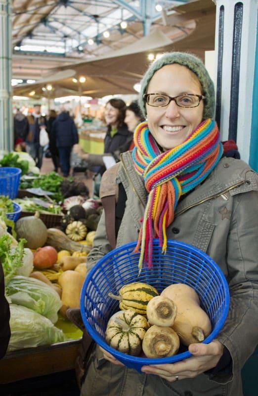 Lili au marché