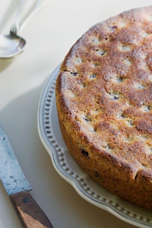 Gâteau aux mûres 2