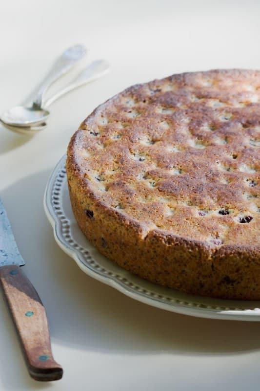 Gâteau aux mûres 3