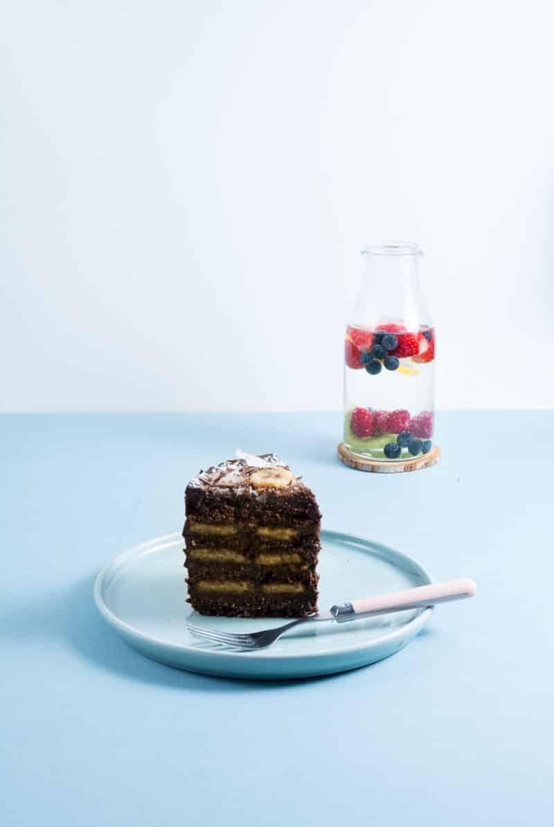 """""""Les desserts sans gluten, sans protéines animales, sans sucre raffiné"""""""