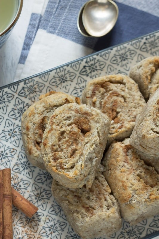 Cinnamon rolls vegan 2