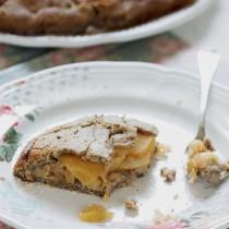 """Galette sans gluten aux pommes façon """"apple pie"""""""