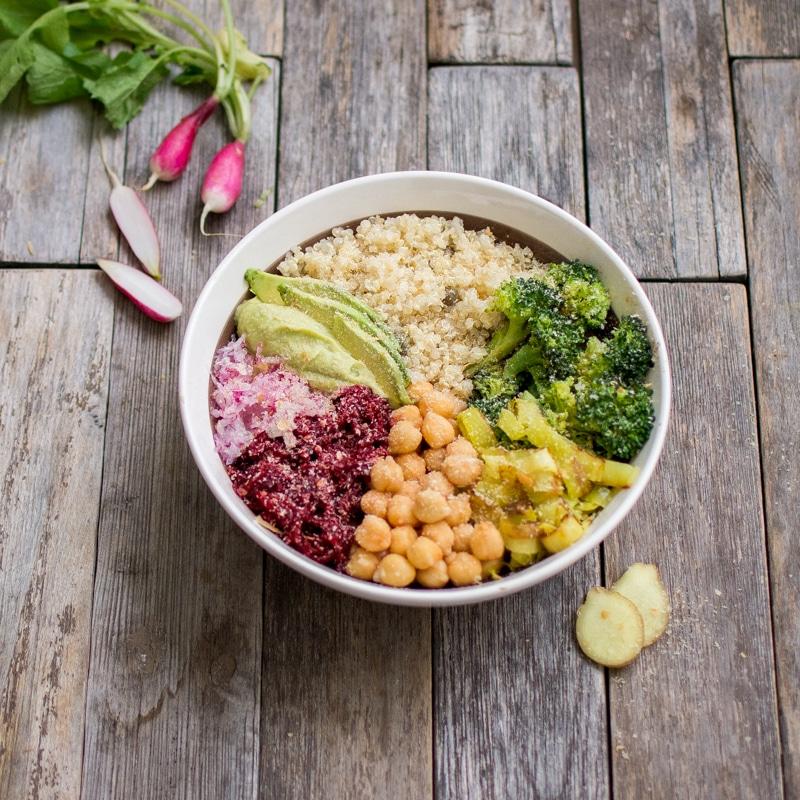 Cuisine vegan SUPER FACILE