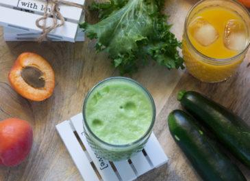 3 recettes de jus à l'extracteur pour l'été