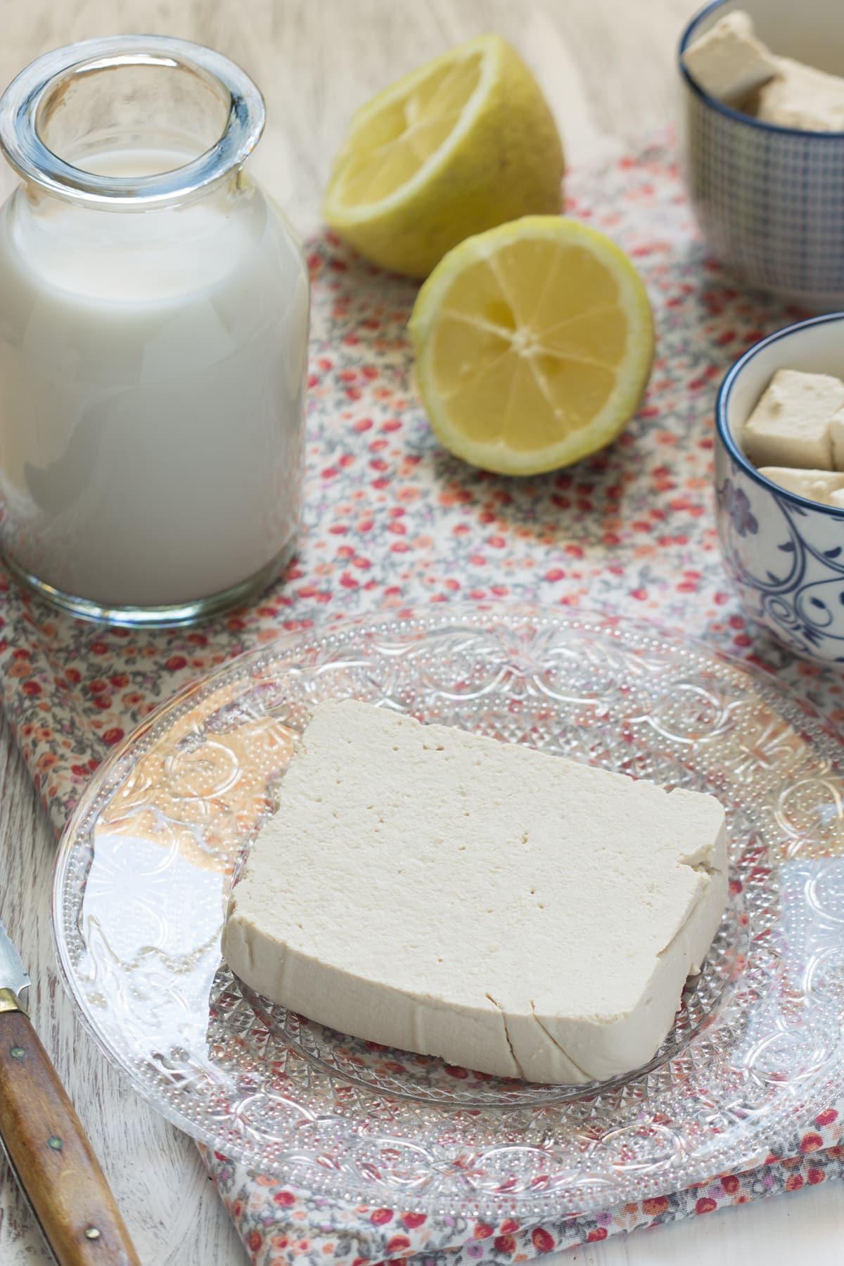Tofu maison facile