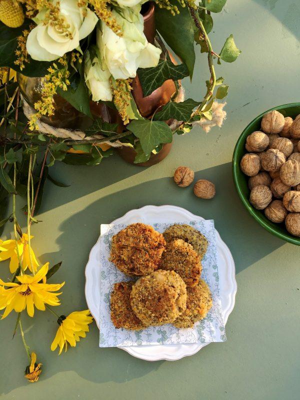 Galettes et boulettes veggie