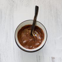 Crème crue au chocolat express