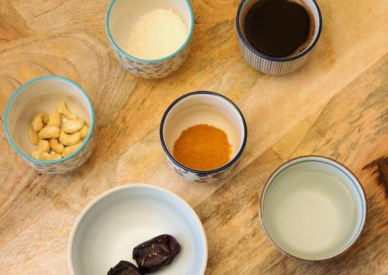 Latte aux épices 3