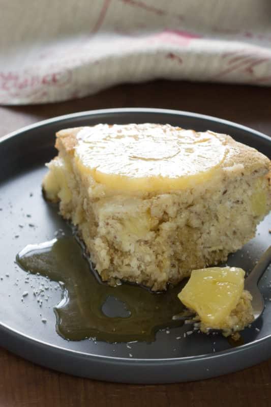 Gâteau sans FODMAPs 3