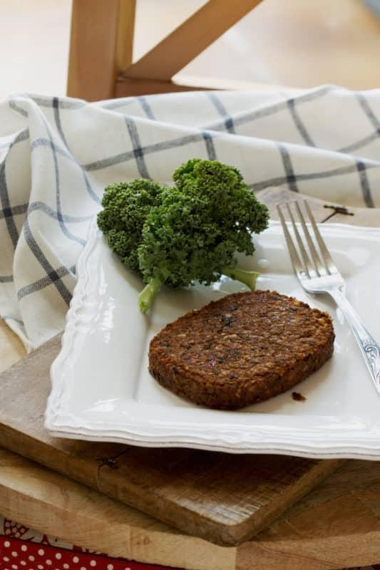 steaks de quinoa