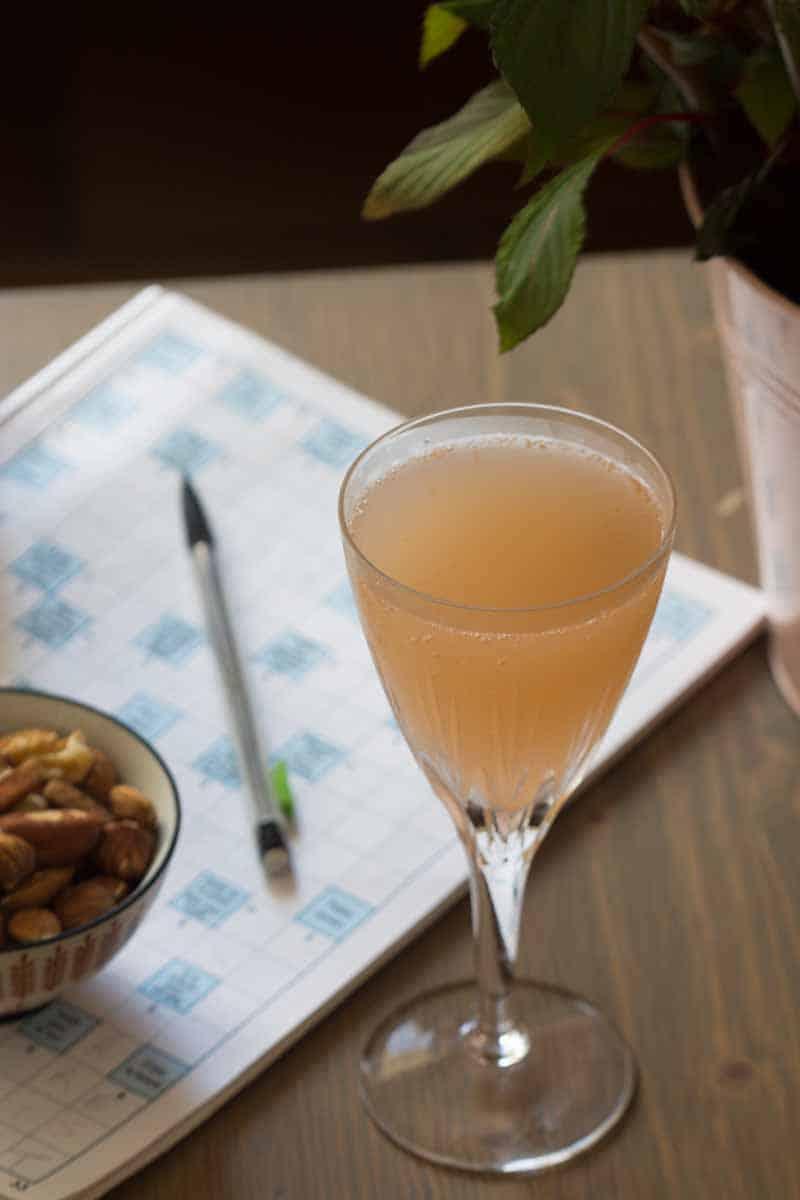 Soda maison healthy au gingembre (vegan)