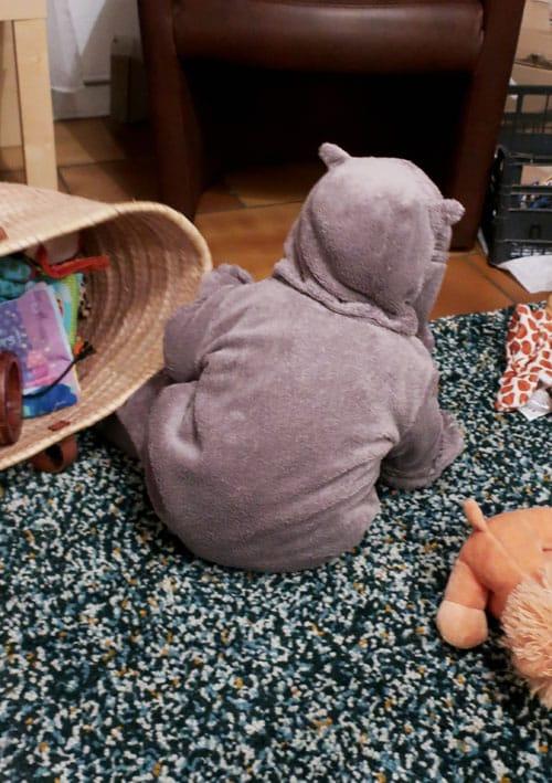 activités avec bébé
